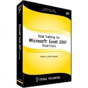 Total Training for Microsoft Excel 2007 Essentials PC