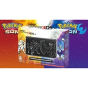 New 3DS XL Pokemon Sun and Moon Edition Console (No Game Included)