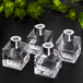 50ml Glass Reed Oil Diffuser Bottles - Set of 4 | M&W - Image 2