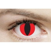 Devil 3 Month Halloween Coloured Contact Lenses (MesmerEyez XtremeEyez)