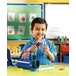 Learning Resources Primary Science Jumbo Test Tubes with Stand - Image 2