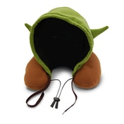 Yoda Star Wars Hooded Neck Pillow