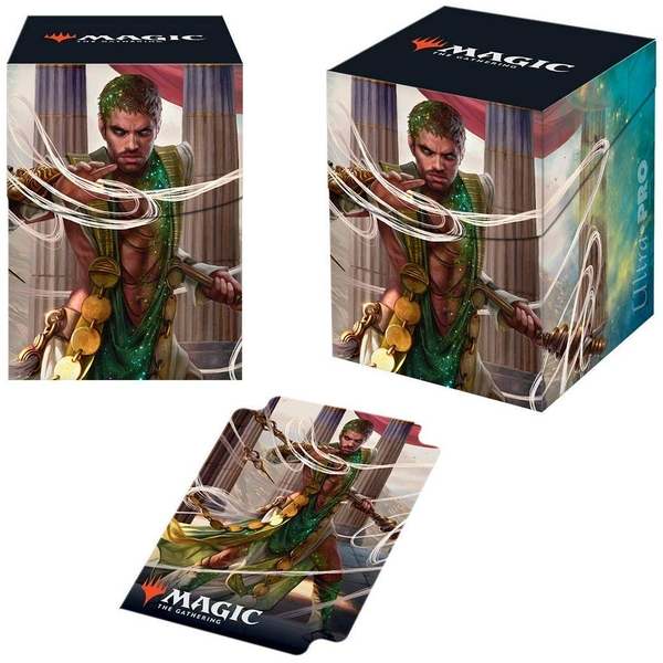 Ultra Pro Magic The Gathering Theros Beyond Death Calix, Destiny's Hand PRO 100+ Deckbox
