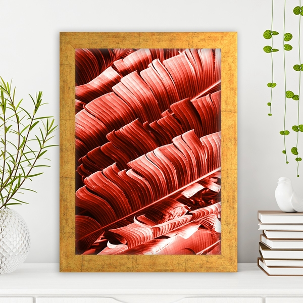 AC1255177651 Multicolor Decorative Framed MDF Painting