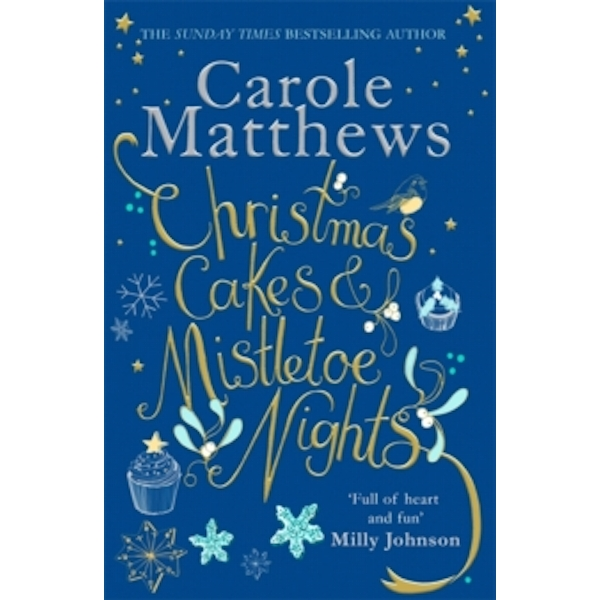 Christmas Cakes and Mistletoe Nights : 'Full of heart and fun'