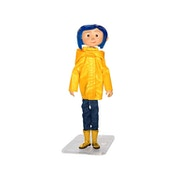 Coraline Articulated In Raincoat (Coraline Movie) Neca 18cm Figure