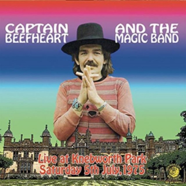 Captain Beefheart And The Magic Band ‎– Live At Knebworth Park Saturday 5th July, 1975 Vinyl