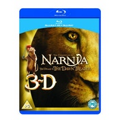 The Chronicles of Narnia: The Voyage of the Dawn Treader Blu-ray 3D + Blu-ray