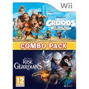 The Croods & Rise of the Guardians Double Pack Game Wii