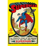 Superman No. 1 Maxi Poster