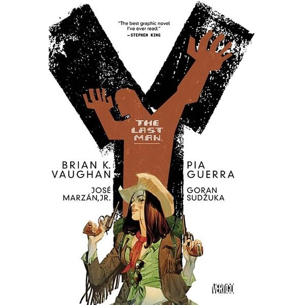 Y The Last Man Book 3