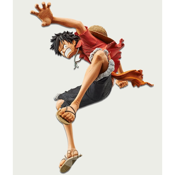 Monkey D Luffy (One Piece Stampede) King Of The Artist Figurine