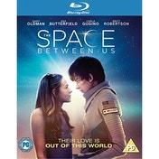 The Space Between Us Blu-ray