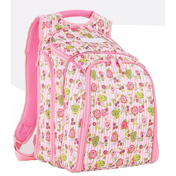 Julie Dodsworth 2 Persons Picnic Backpack - Multi-Colour - Image 1