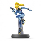 Zero Suit Samus Amiibo (Super Smash Bros) for Nintendo Wii U & 3DS