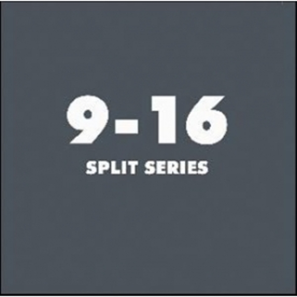 Various Artists - Split Series 9 to 16 CD