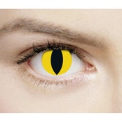 Wildcat 1 Month Halloween Coloured Contact Lenses (MesmerEyez XtremeEyez)