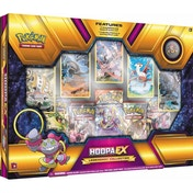 Pokemon TCG Pikachu EX and Hoopa EX Legendary Collection