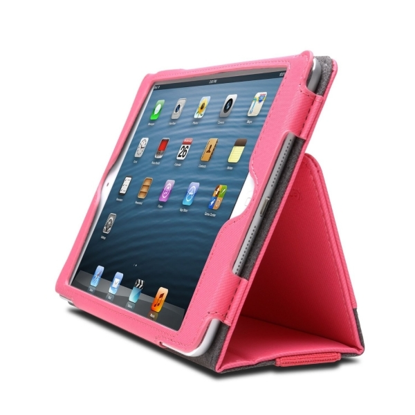 Portafolio Soft Folio Case for iPad mini- Pink