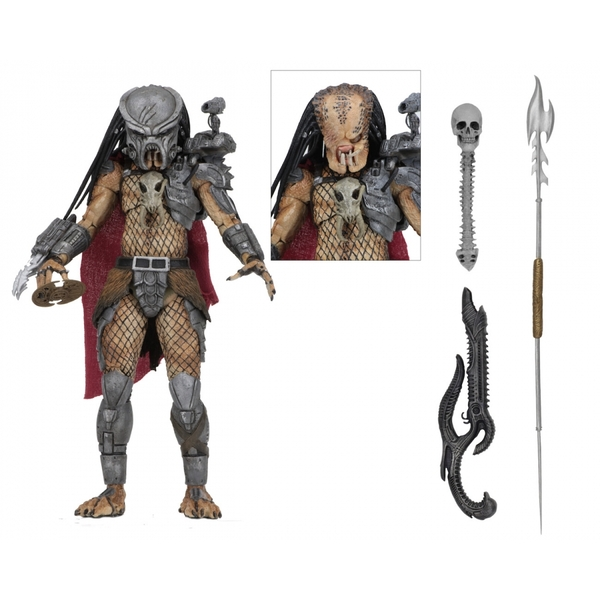 "Ultimate AHAB Predator (Predator) 7"" Neca Action Figure"