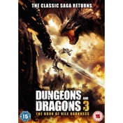 Dungeons & Dragons 3 DVD