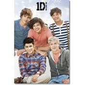 One Direction Bench Maxi Poster