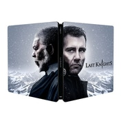 Last Knights Steelbook Blu-ray