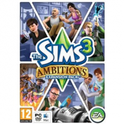 The Sims 3 Ambitions Expansion Pack Game PC & MAC