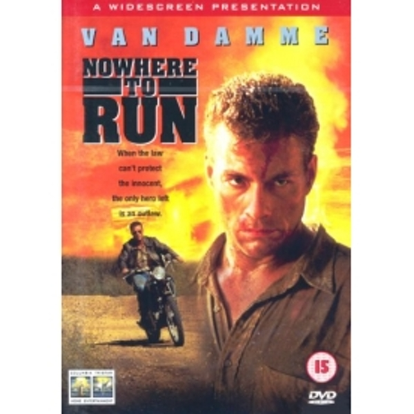 Nowhere To Run DVD