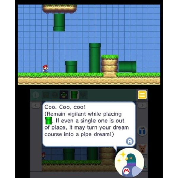 Super Mario Maker 3DS Game - Image 3