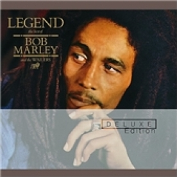 Bob Marley Legend Deluxe Edition CD