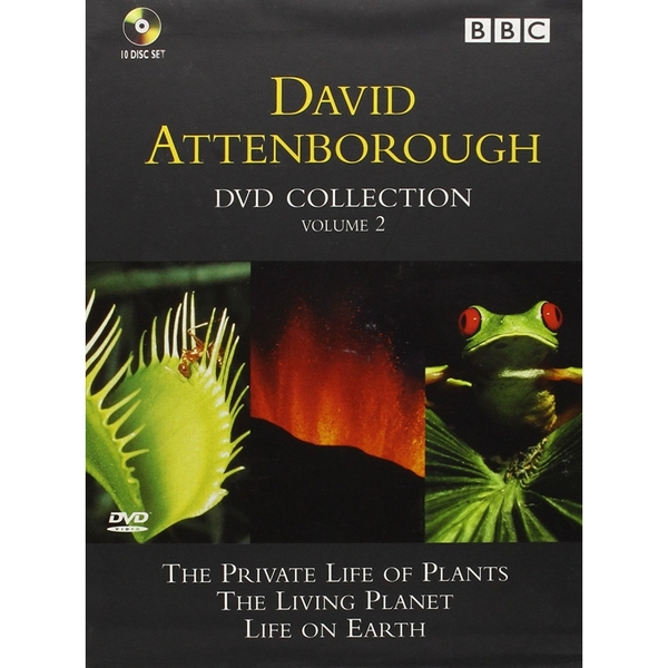 David Attenborough - DVD Collection - Vol. 2 DVD