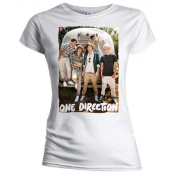 One Direction Airstream Skinny White TS: XL
