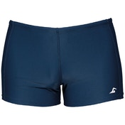 SwimTech Aqua Navy Swim Shorts Adult - 34 Inch