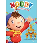 Noddy in Toyland - Hooray for Noddy! DVD