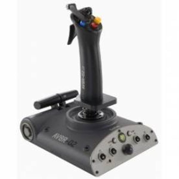 Saitek Aviator AV8R-02 Flight Joystick Xbox 360/PC