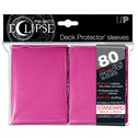 Ultra Pro Eclipse PRO-Matte Pink Standard 80 Sleeves (case of 6)