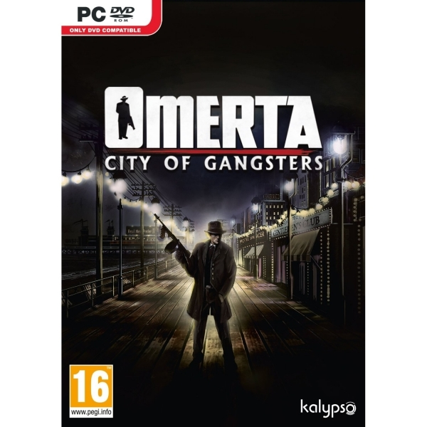 Omerta City of Gangsters Game PC