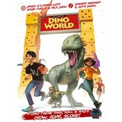 Welcome to Dino World Board Game
