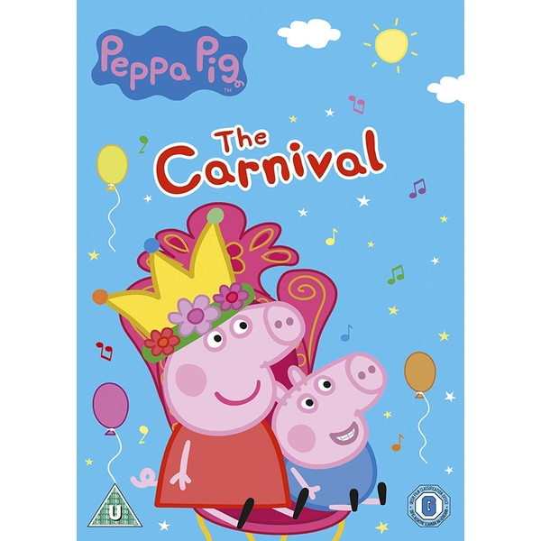 Peppa Pig – The Carnival DVD
