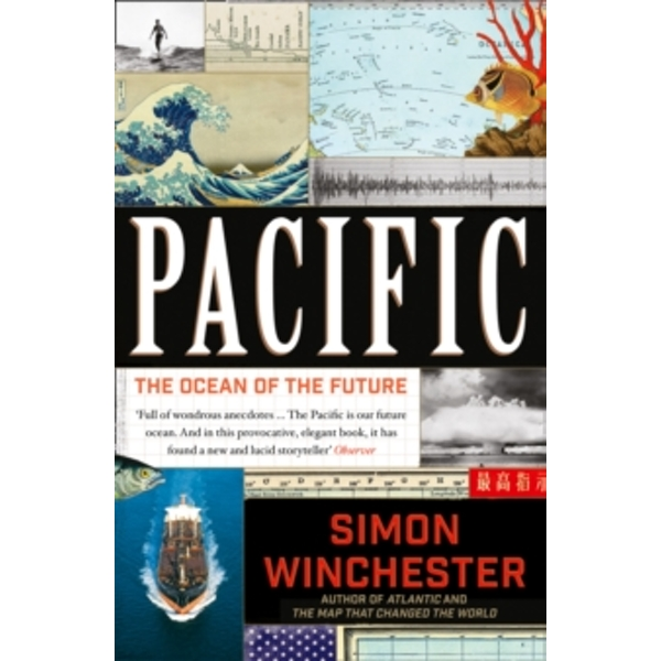 Pacific: The Ocean of the Future by Simon Winchester (Paperback, 2016)