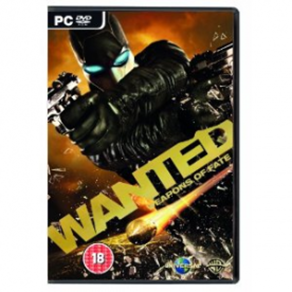 Wanted Weapons Of Fate Game PC