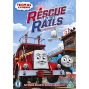 Thomas & Friends - Rescue On The Rails