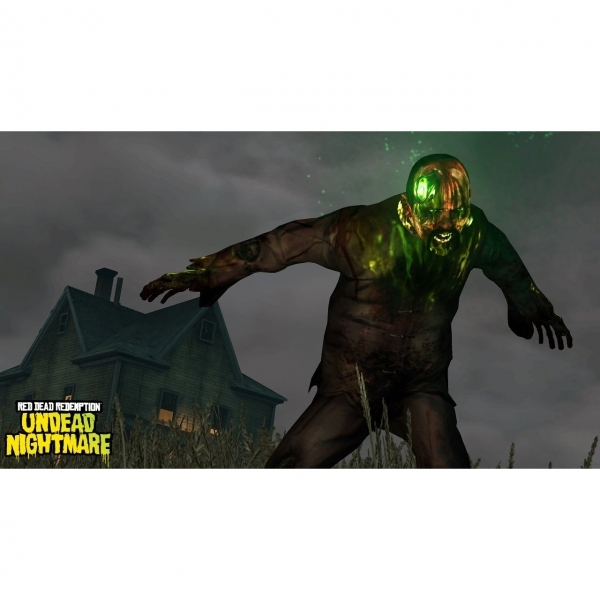 Red Dead Redemption Undead Nightmare Game Xbox 360 - Image 2
