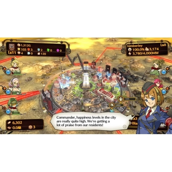 Aegis Of Earth Protonovus Assault PS3 Game - Image 3