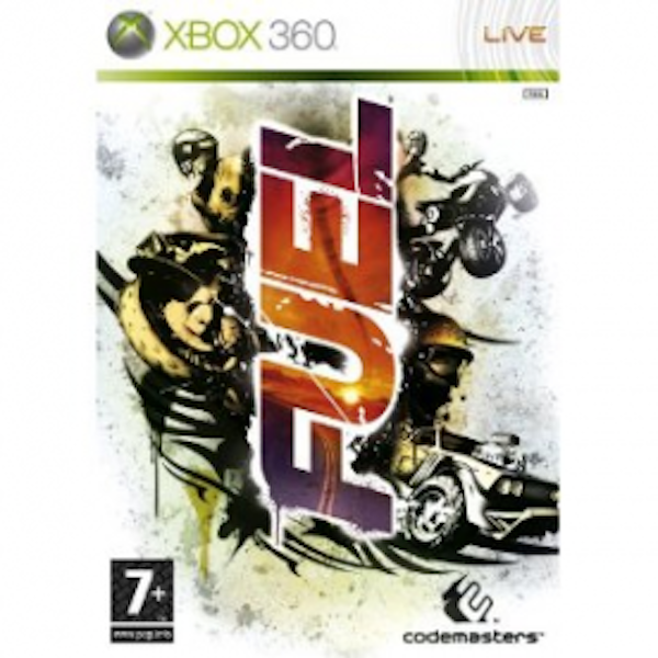 Fuel Game Xbox 360 - Image 1