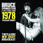 Bruce Springsteen - Passaic Night 3CD