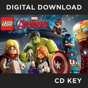 Lego Marvel Avengers Deluxe Edition PC CD Key Download for Steam