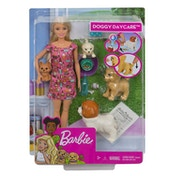Barbie Doggie Day Care Playset