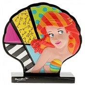 Ariel Shell (Little Mermaid) Disney Britto Icon